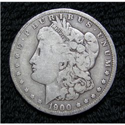 1900 O Morgan Dollar