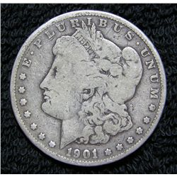 1901 O Morgan Dollar