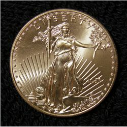 2011 $50 1 Oz .9999 Gold Eagle