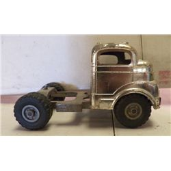 "Chrome Structo Truck approx 9"" x 5.5. x H5"""