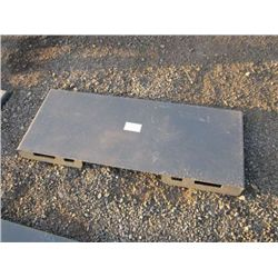 Universal Quick Tach Mounting Plate