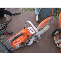 Stihl Hand Held Concrete Saw