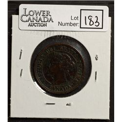 Cent 1891 EF-40, Small Date, Small Leaves, Obverse 2.