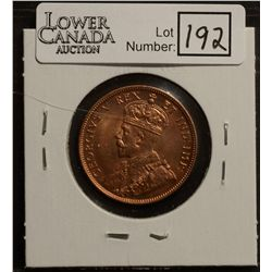 Cent 1911 MS-64, Red.