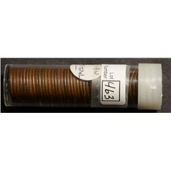 Roll of 41 x 1 Cent 1962 EF/AU Double 962.