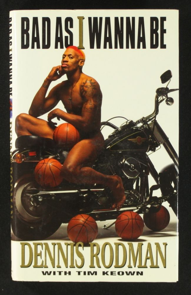 a summary of the book bad as i wanna be by dennis rodman In bad as i wanna be he shares his surprising and candid opinions on everything from fame, money, and race relations, to sex 50 out of 5 stars bad as he was back in the day june 28, 2017 format: this book shows that dennis rodman is a great entertainer as well as a fabulous athlete.