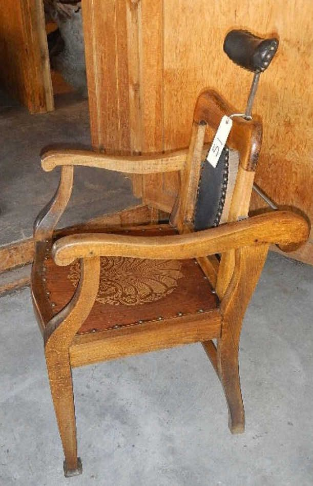... Image 2 : Antique Dental Chair ... - Antique Dental Chair