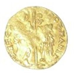 1789-1797 EXTREMELY RARE *ITALIAN VENICE* GOLD DUCA+ COIN .1109 WT BOOK VALUE IS $725.00 FINE+ GRADE