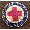 WWII ERA AMERICAN RED CROSS VOLUNTEER MEMBERSHIP BADGE