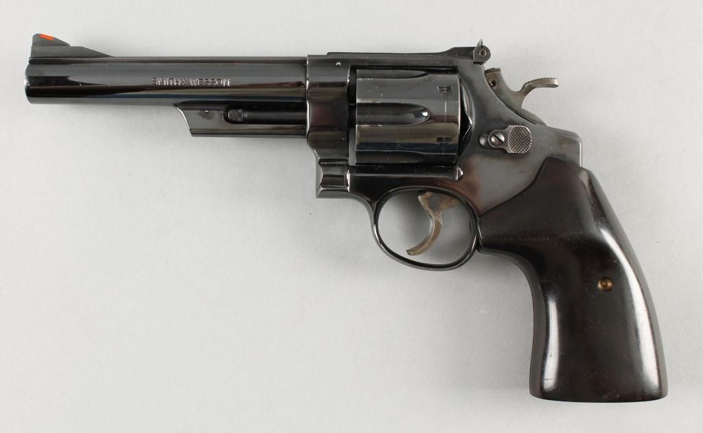 Smith & Wesson Mdl 29-2 Cal .44mag SN:N816481Double action N-frame ...