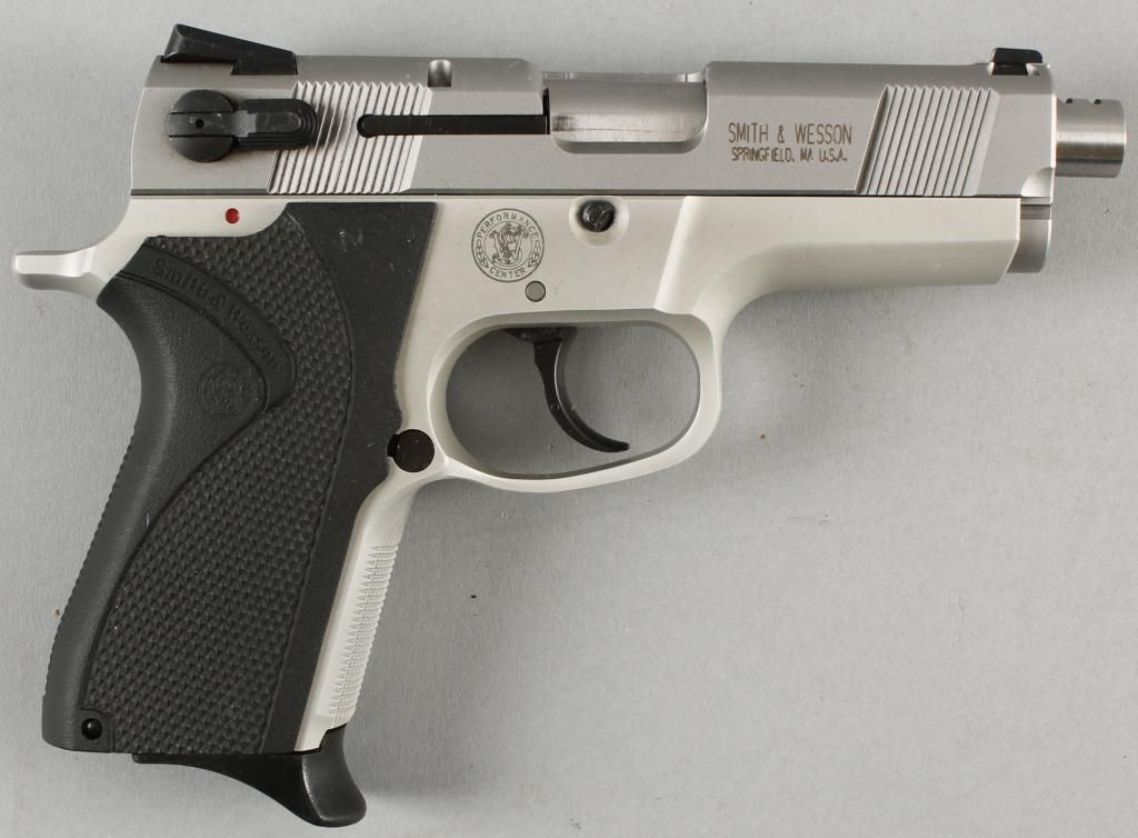 Smith wesson 40 recon 40 s w sn rrs0135s w performance for K and w motors