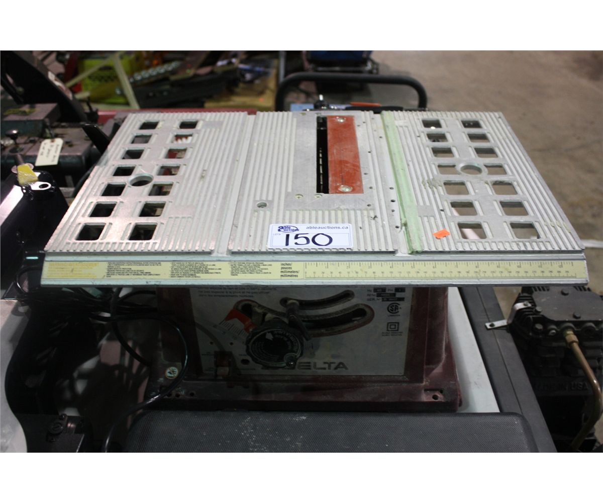 Delta 10 39 table saw for 10 delta table saw price