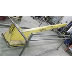 Tow motor boom lift for Tow motor vs forklift