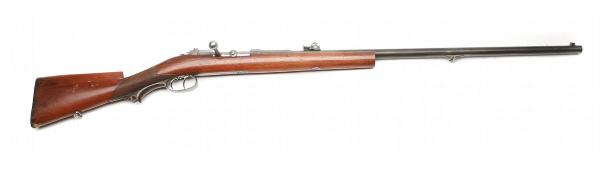 Lot 1123 - Mauser - Model 1871 Sporting rifle - .43 Mauser? - rifle