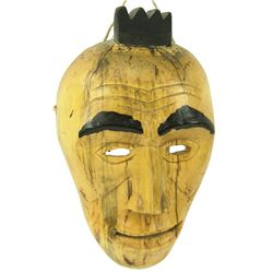 Cherokee Indian Masks and Artifacts http://www.icollector.com/Cherokee-Mask-Adam-Welch_i14406733