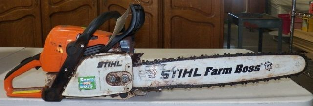 stihl chainsaws farm boss. image 2 : stihl chain saw m5-290 the farm boss with chainsaws t