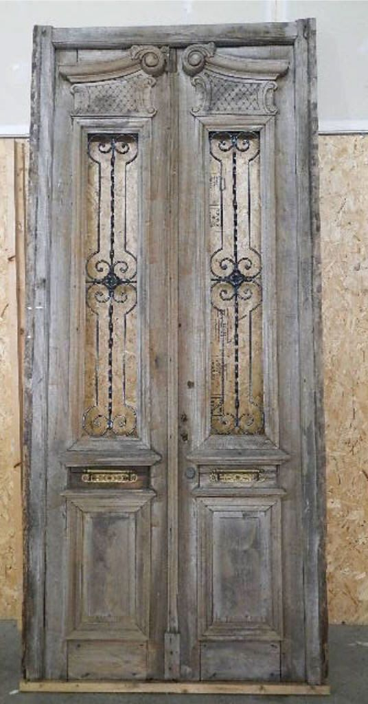 Antique Saloon Doors. Loading zoom - Antique Saloon Doors