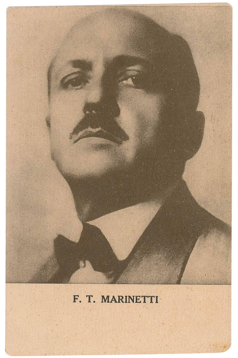 the idea of futurism by filippo tommaso marinetti Filippo marinetti explains and describes in his sourced quotes the basic ideas and goals of italian futurism art marinetti was an italian poet, writer and editor.