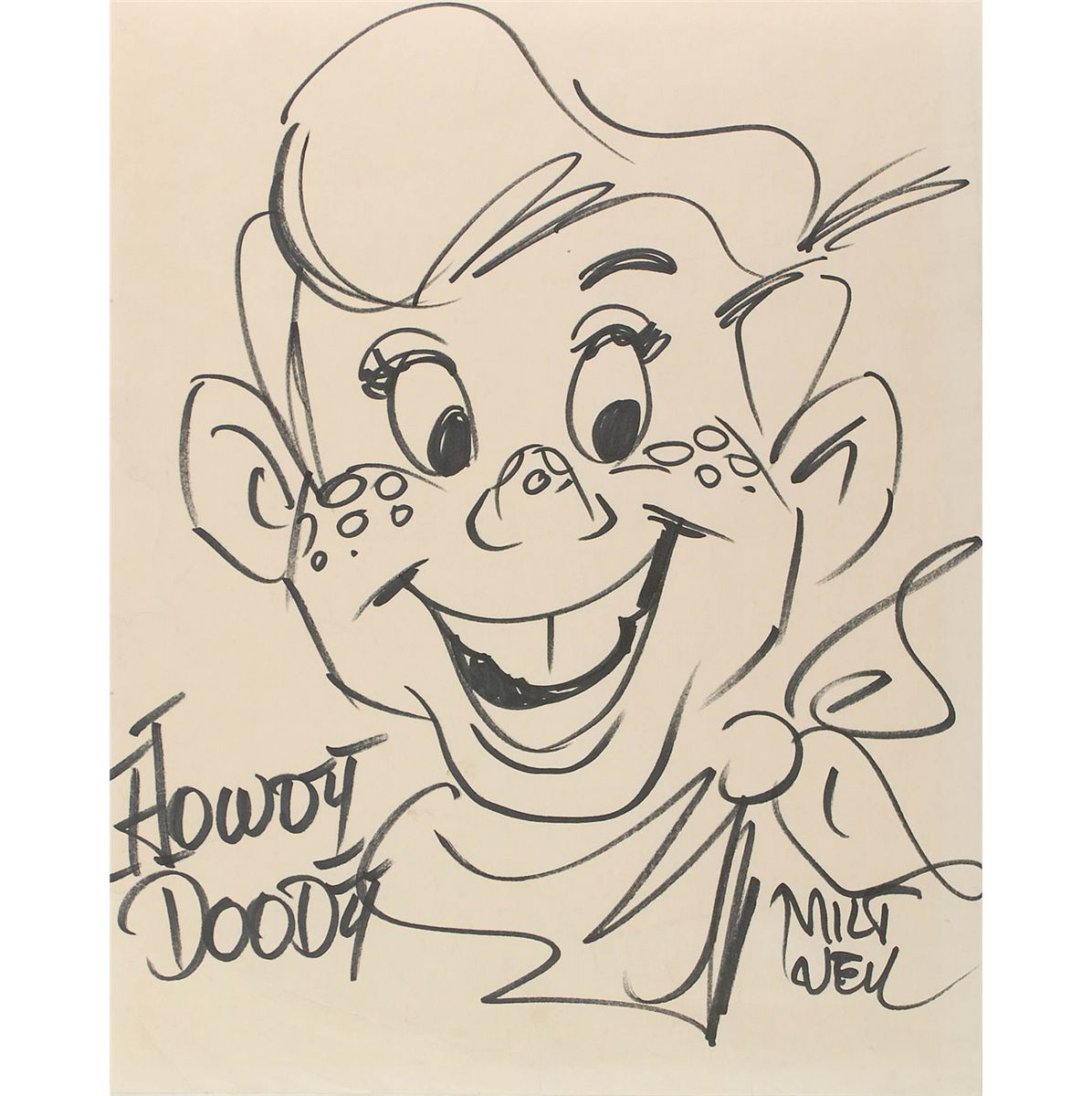 howdy doody coloring pages - photo#4