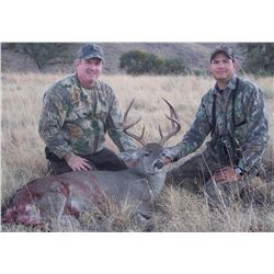 Chihuahua, Mexico Coues' Whitetail Deer Hunt