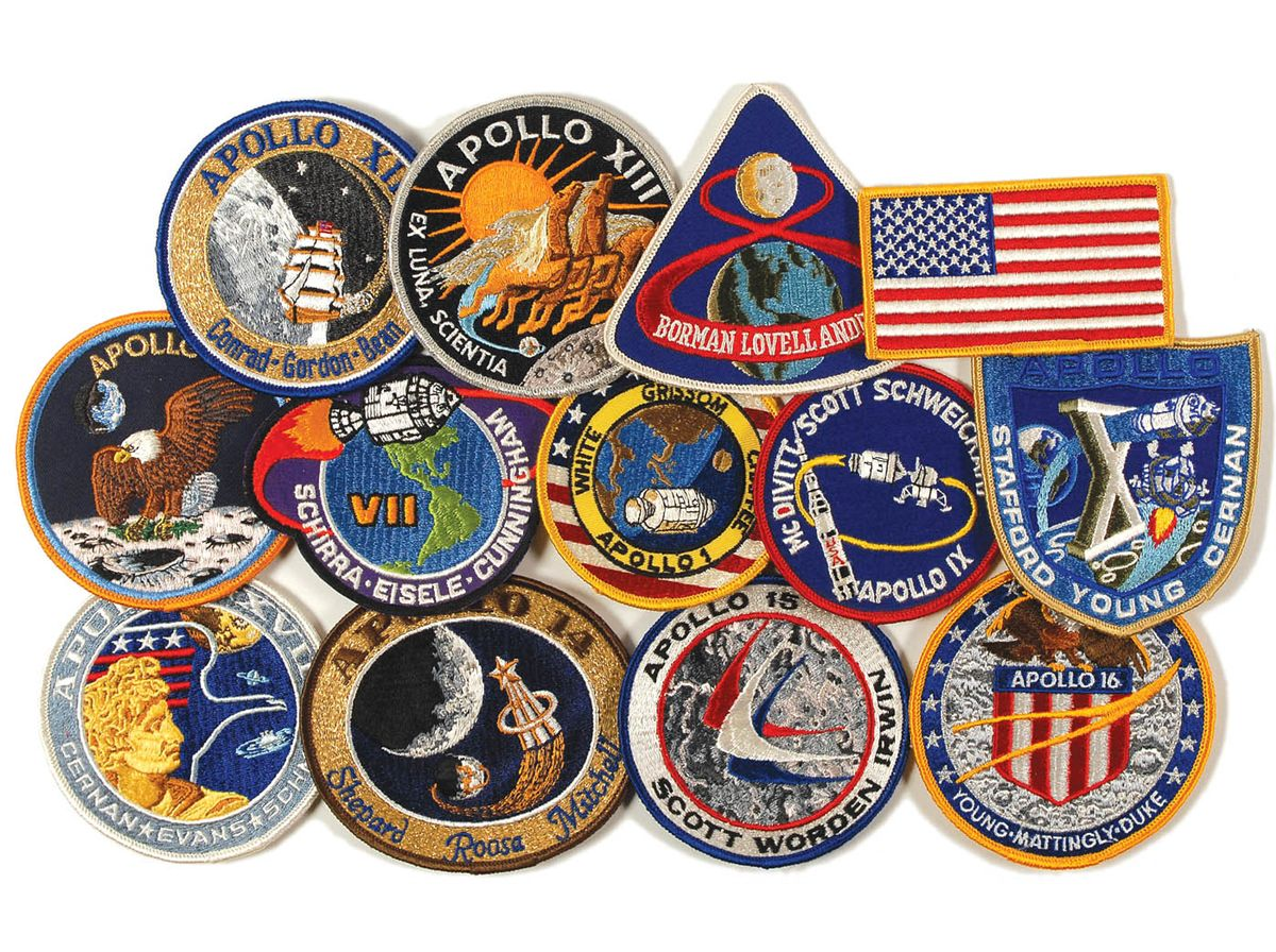 Lion Brothers Apollo Patch Set