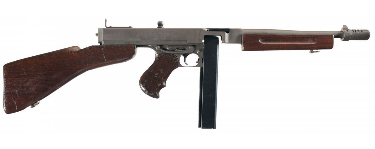 thompson machine 2