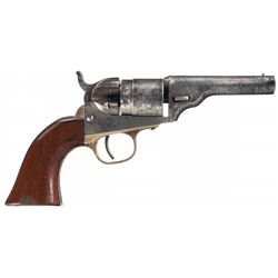 Colt Model 1862 Pocket Navy Conversion Revolver