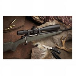 McMillan EOL Outdoorsman rifle and 40 rounds of McMillan's ammo