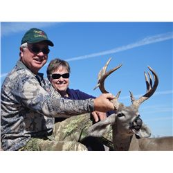 5-day coues deer hunt for one hunter in Sonora, Mexico - includes trophy fees