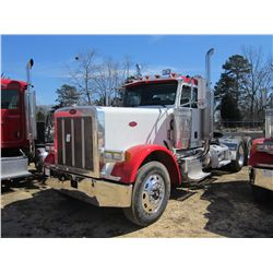 2007 PETERBILT 379 EXTENDED HOOD DAY CAB TRUCK TRACTOR