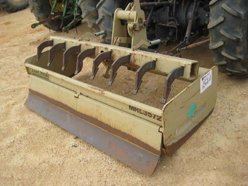 Land Pride Scarifier Blade Scrapper – Billy Knight
