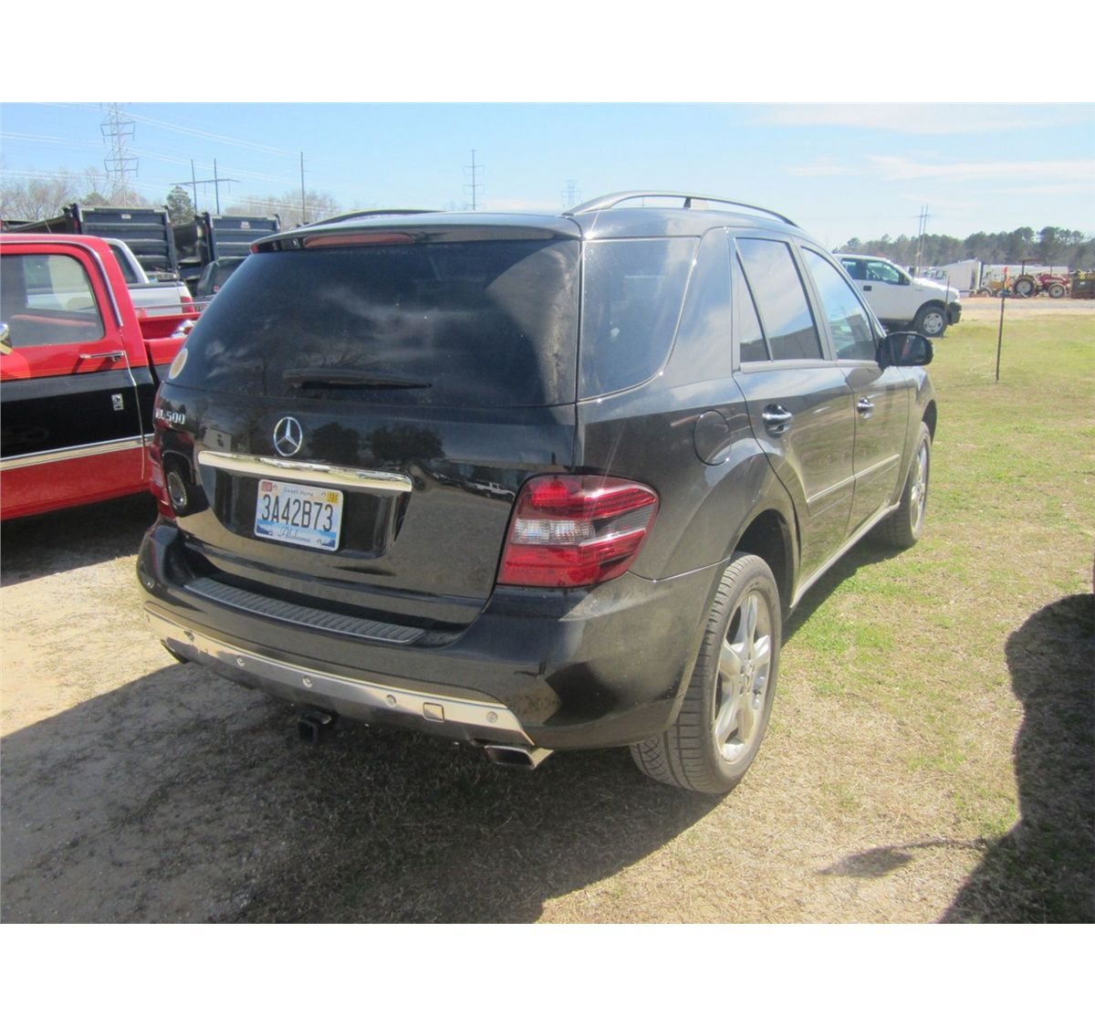 2006 mercedes ml500 for Mercedes benz montgomery road