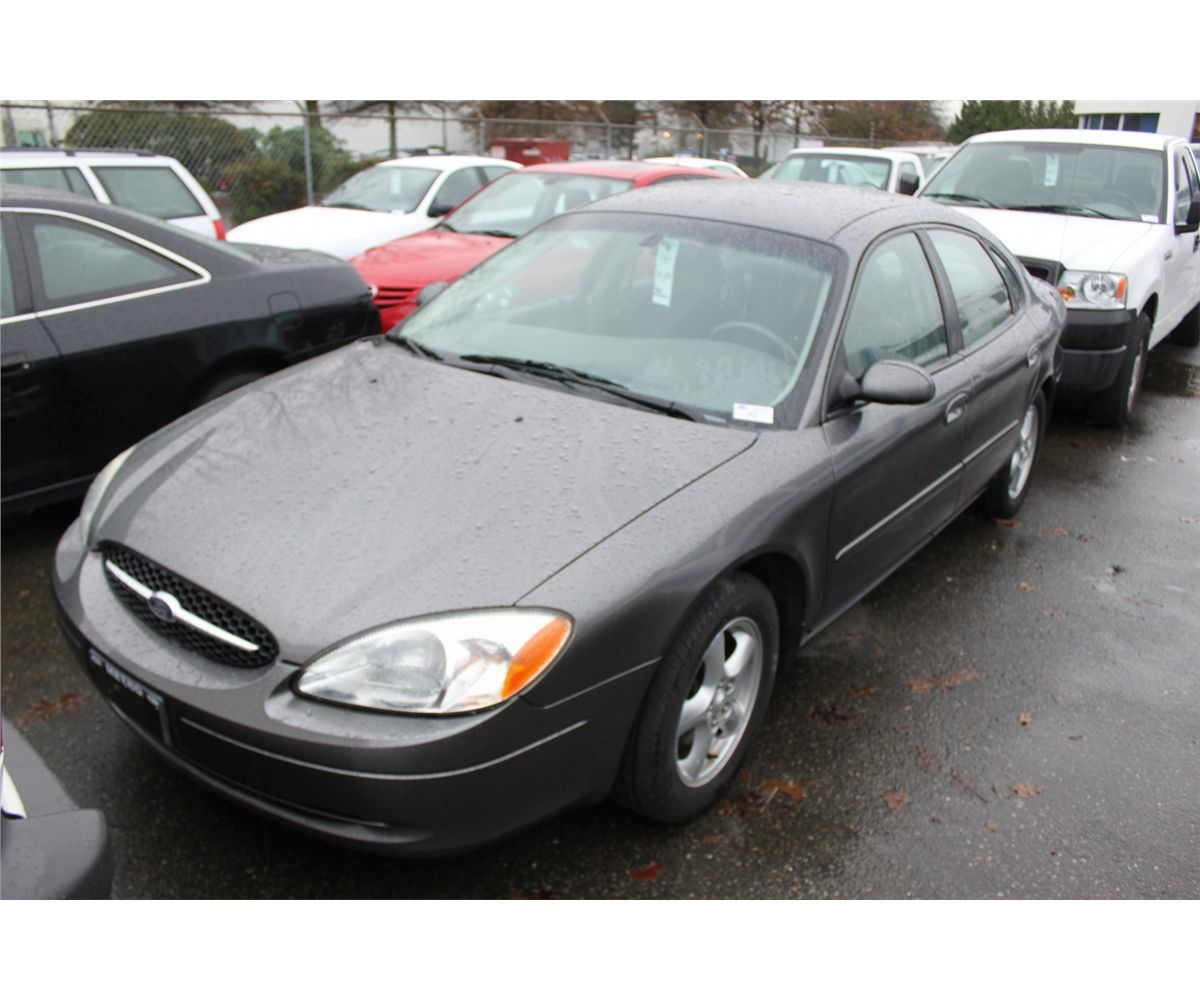 2002 grey ford taurus se 4dr sdn 89295km gas loading zoom