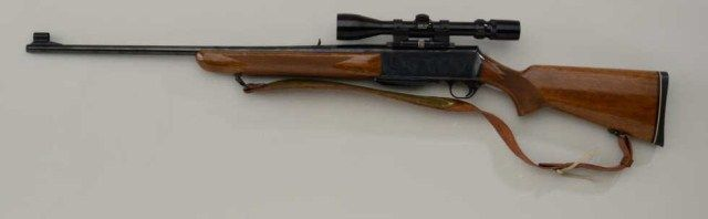 belgian made browning semi auto rifle 300 win mag cal 24 1 2