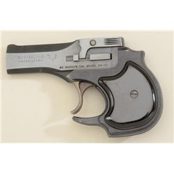 High Standard O/U Derringer Model DM-101, .22  Mag. cal., blue finish, black composite  grips, #1523