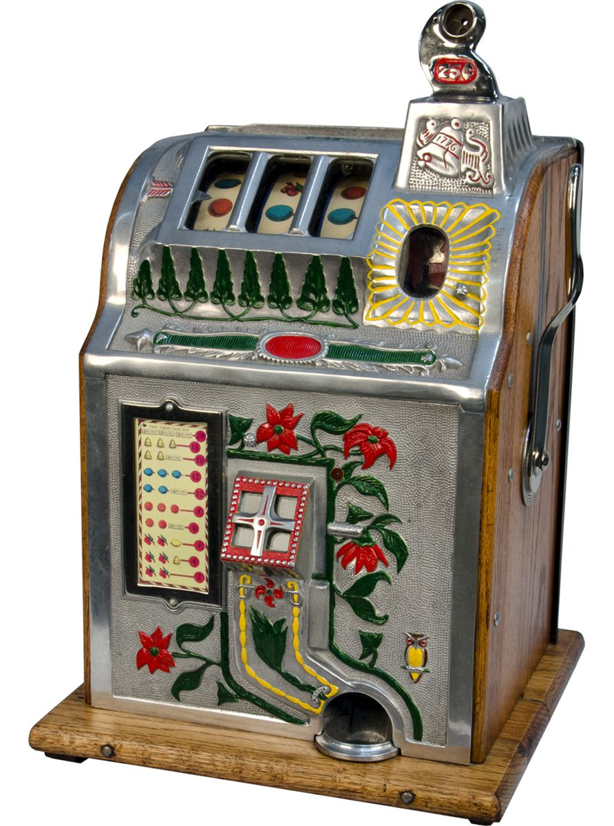 mills novelty company slot machine