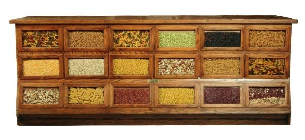 Sherer Seed Cabinet