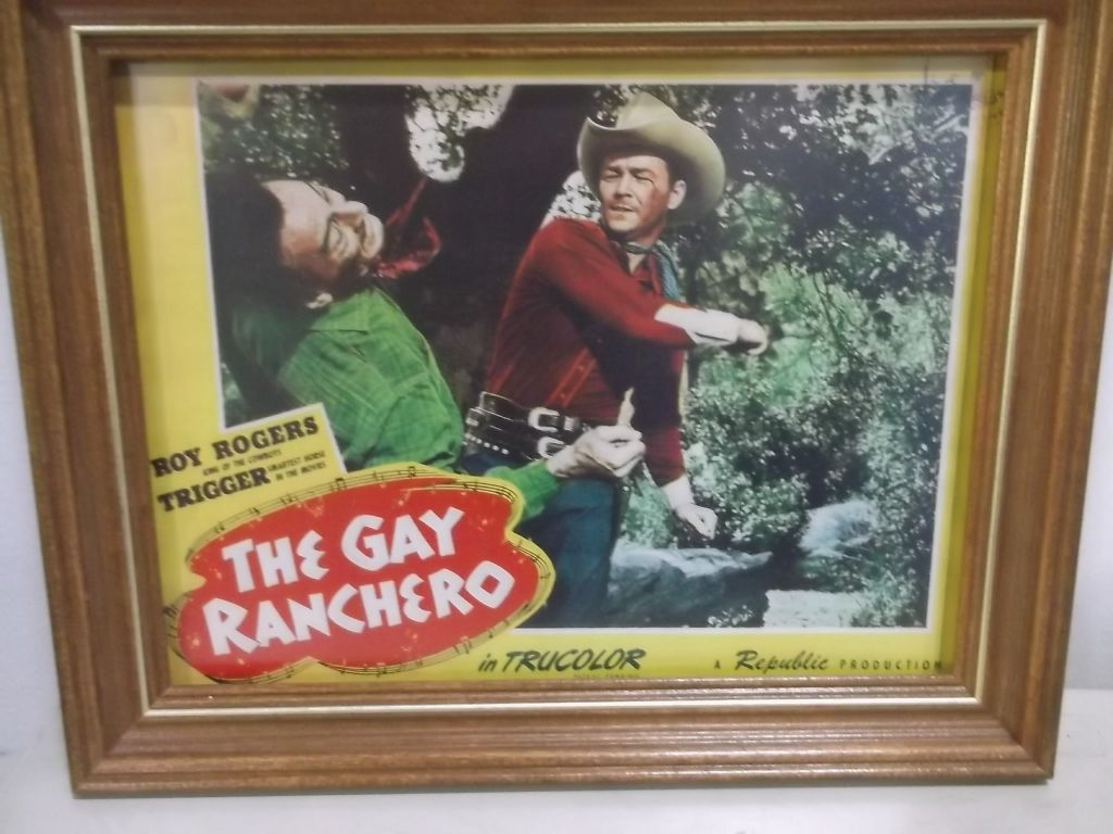 from Tommy the gay ranchero