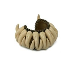 Indiana Jones And The Temple Of Doom Teeth Bracelet Prop
