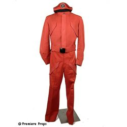 The Spy Who Loved Me Submarine Costume