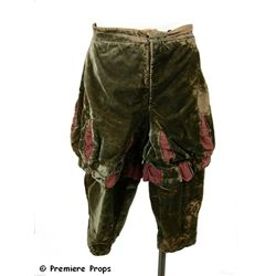 The Prince and the Pauper Errol Flynn Pants