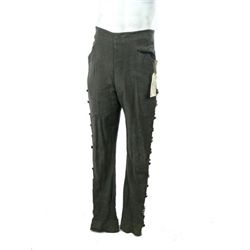 Cisco Kid Cesar Romero Chainmail side pants