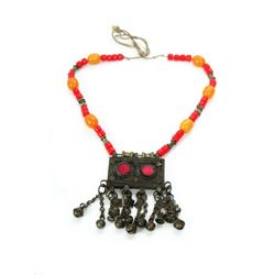 Mummy Necklace Prop