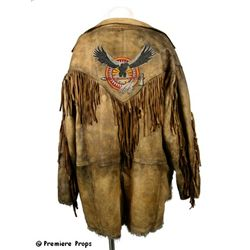 Deadfall Leather Indian Jacket