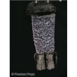 Samuel L. Jackson Screen Worn Octopus Sleeve and Hat from The Spirit