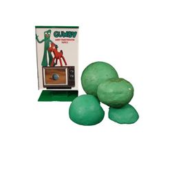 Gumby Autographed Claymation Set