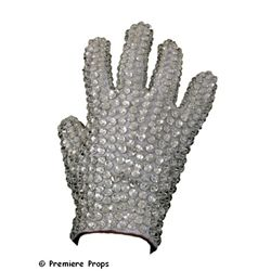 Michael Jackson Swarovski Personally Owned Crystal Glove