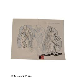 League of Extraordinary Gentleman Design Drawings Constantine Skeris