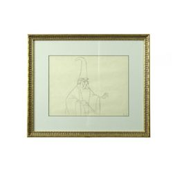 Sword In The Stone Disney Animation Drawing