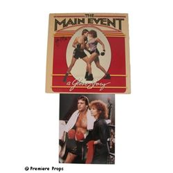 Main Event LP Signed Ryan O'Neal